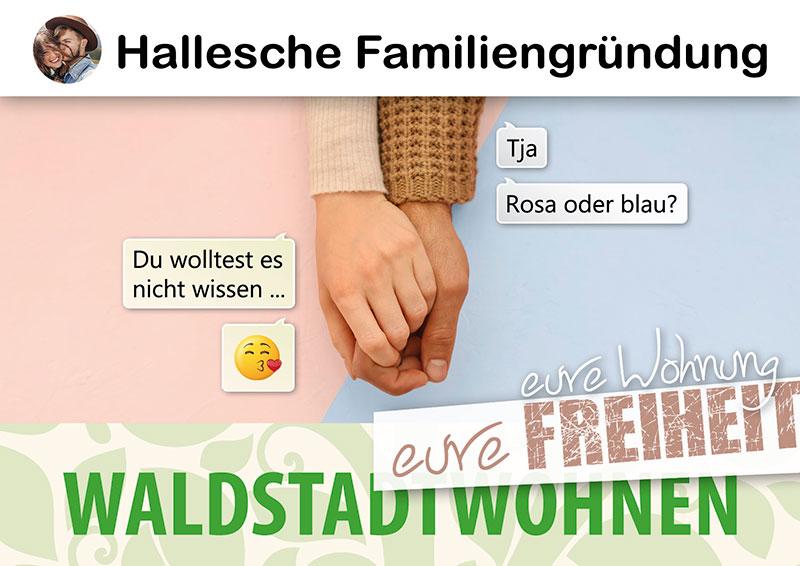 Waldstadtwohnen