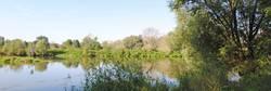 Elsteraue Fluss