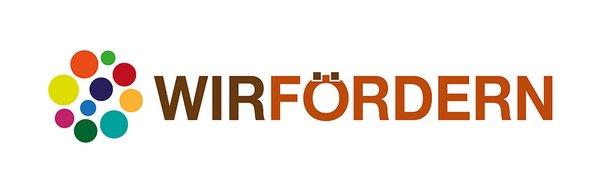 Logo Wir fördern