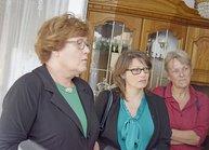 Besuch der Ministerin Frau Grimm-Benne