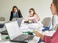 Helping-Akademie bei der HWF