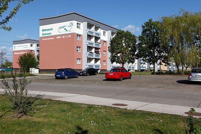 Hausansicht: 3-Raum-Wohnung Riedweg 21