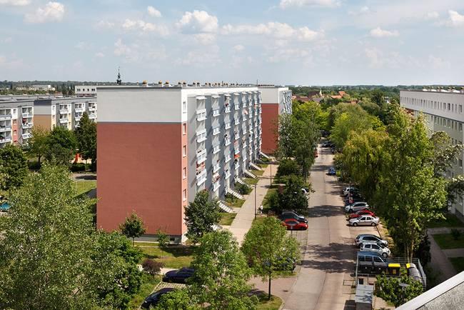 Wohnpark Elsteraue: 2-Raum-Wohnung Am Hohen Ufer 8