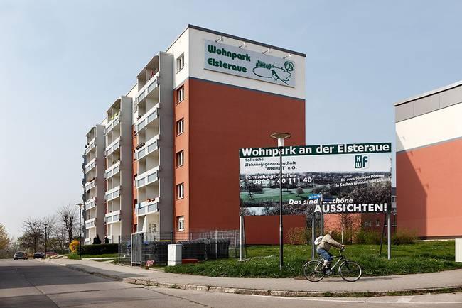 Wohngebiet: 3-Raum-Wohnung Am Hohen Ufer 23