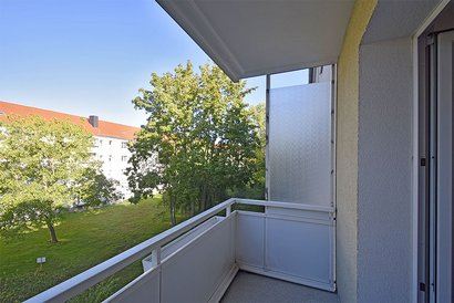 2-Raum-Wohnung Moskauer Straße 11