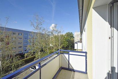 3-Raum-Wohnung Moskauer Straße 26