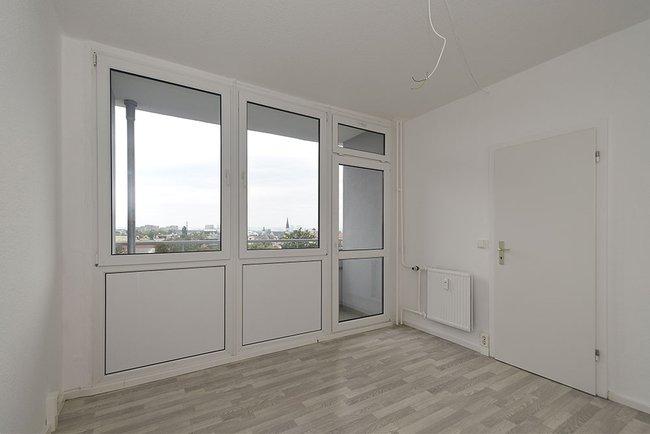 Balkonzimmer: 4-Raum-Wohnung Voßstraße 9