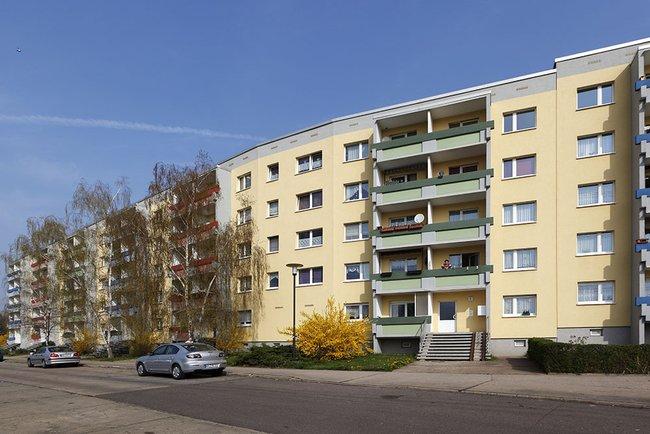 Hausansicht: 3-Raum-Wohnung Guldenstraße 15