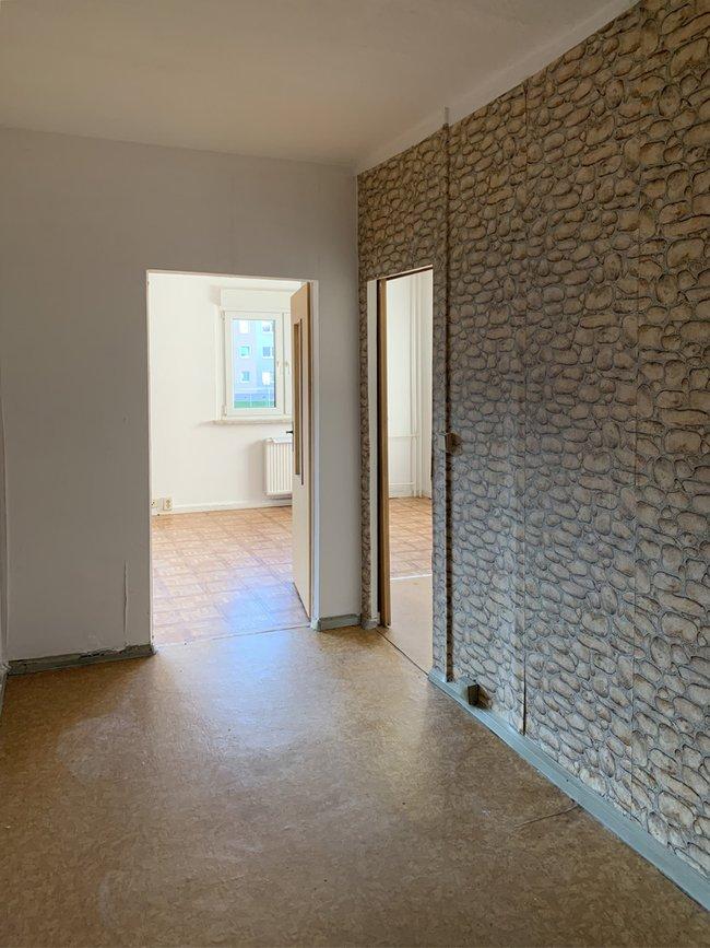 Flur: 3-Raum-Wohnung Alte Heerstraße 202