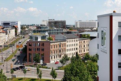1-Raum-Wohnung Voßstraße 7