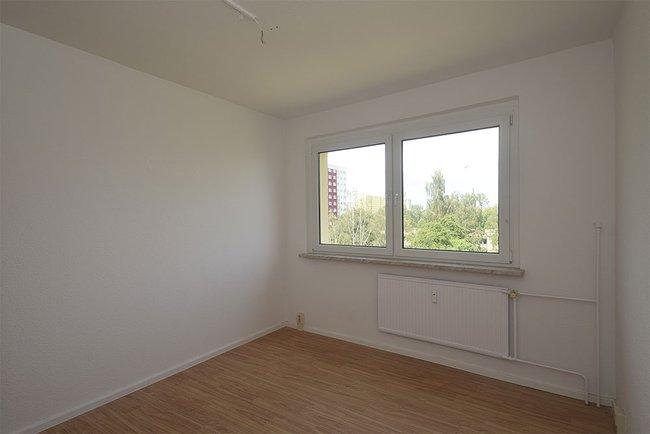 Schlafzimmer: 4-Raum-Wohnung Genthiner Straße 7