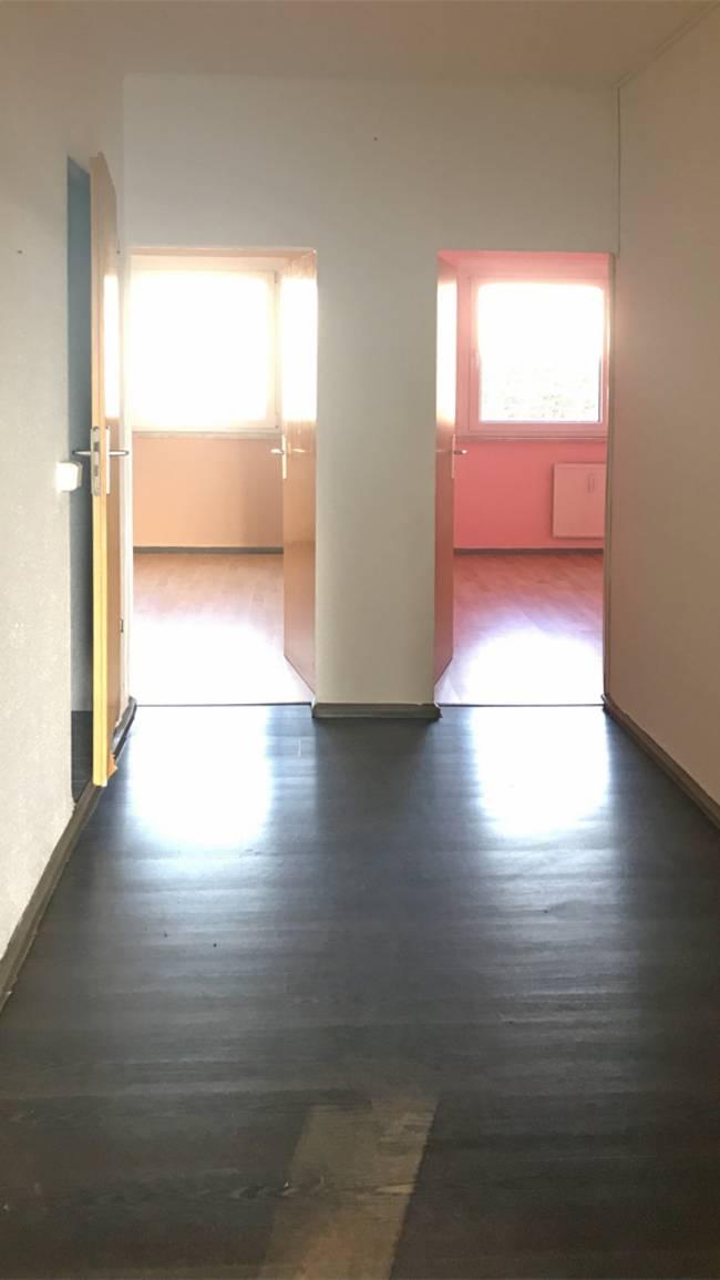 Flur: 3-Raum-Wohnung Alte Heerstraße 207