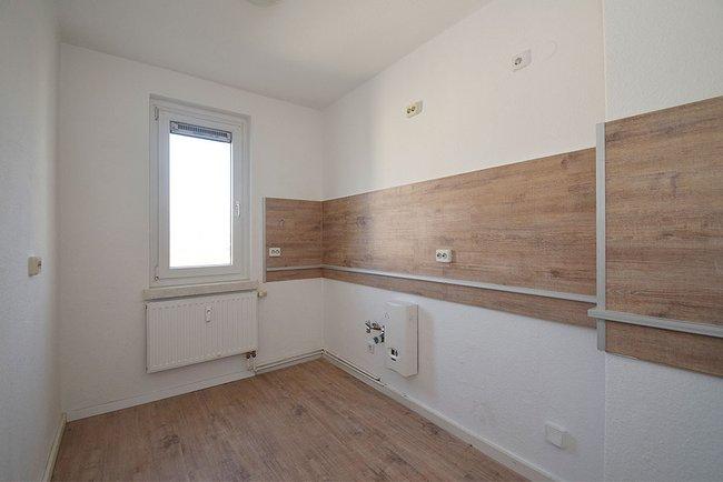 Küche: 2-Raum-Wohnung Plutostraße 4