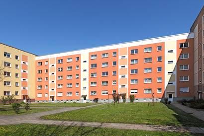 2-Raum-Wohnung Kolkturmring 16
