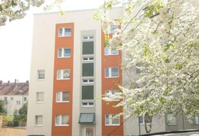 Hausansicht: 3-Raum-Wohnung Schützenstraße 3
