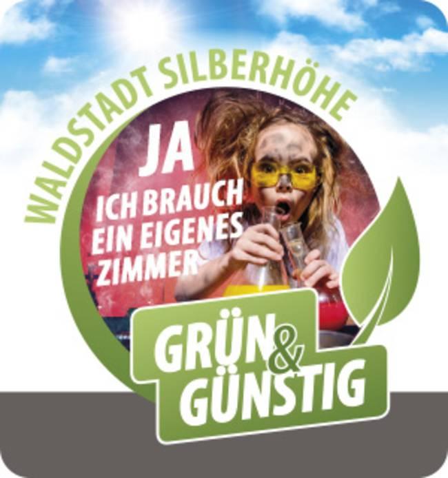 Grün und Günstig: 3-Raum-Wohnung Alte Heerstraße 215