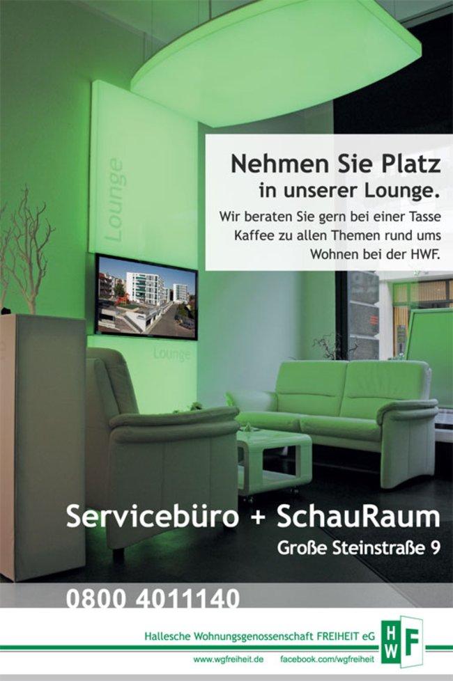 Wir beraten Sie gern: 4-Raum-Wohnung Schilfstraße 15