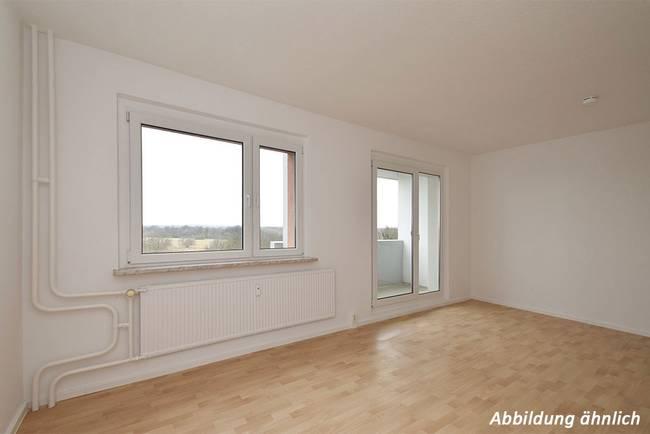 Wohnbereich: 3-Raum-Wohnung Voßstraße 7