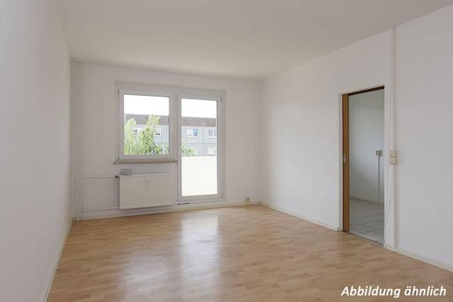 Wohnzimmer: 2-Raum-Wohnung Salzbinsenweg 4