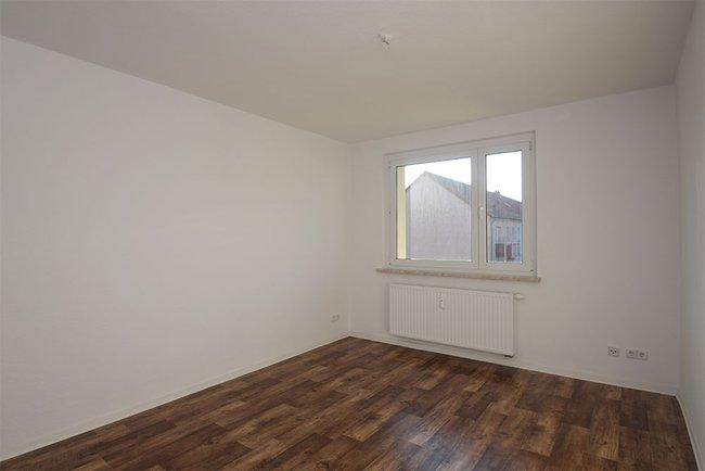 Schlafzimmer: 2-Raum-Wohnung Warschauer Straße 35