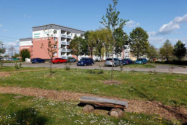 Wohnpark Elsteraue: 3-Raum-Wohnung Schilfstraße 19