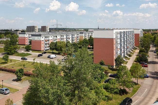 Wohngebiet: 2-Raum-Wohnung Am Hohen Ufer 6