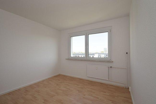Schlafzimmer: 2-Raum-Wohnung Am Hohen Ufer 9