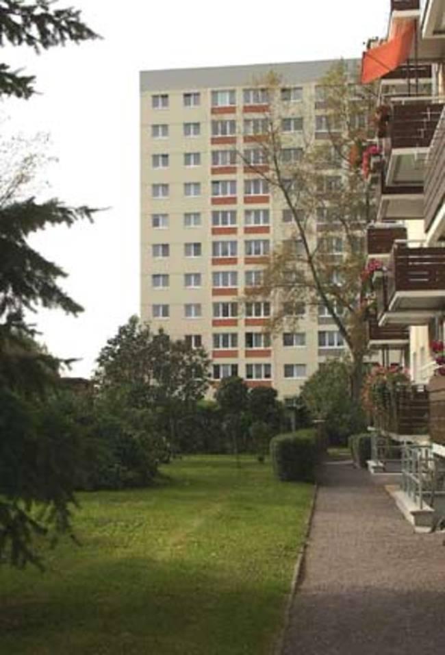 Hausansicht: 1-Raum-Wohnung Rigaer Straße 10