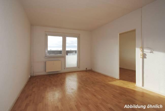 Wohnzimmer: 2-Raum-Wohnung Lindenweg 7