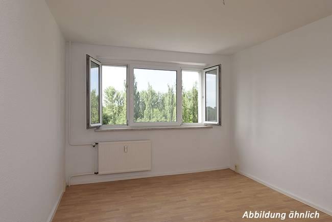 Schlafzimmer: 3-Raum-Wohnung Südstadtring 27