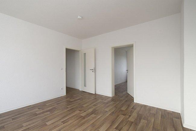Wohnbereich: 2-Raum-Wohnung Kurt-Freund-Straße 15