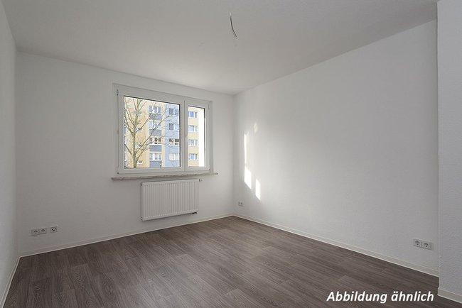Schlafzimmer: 3-Raum-Wohnung Vogelweide 32