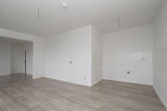 offener Küchenbereich: 4-Raum-Wohnung Guldenstraße 23