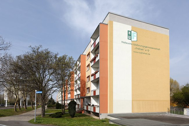 Hausansicht: 3-Raum-Wohnung Südstadtring 31
