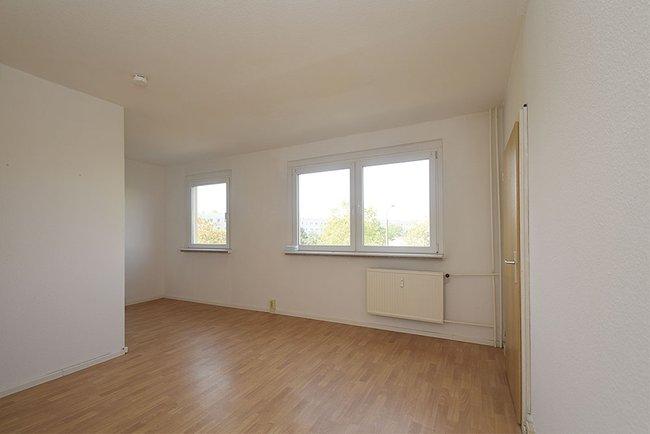 Wohnzimmer: 2-Raum-Wohnung Weißenfelser Straße 23