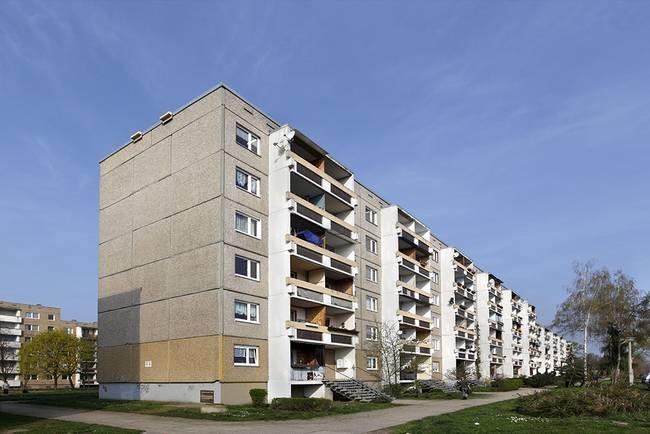 Hausansicht: 3-Raum-Wohnung Alte Heerstraße 210