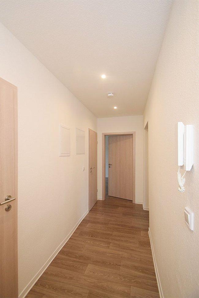 Flur: 3-Raum-Wohnung Ernst-Eckstein-Straße 31