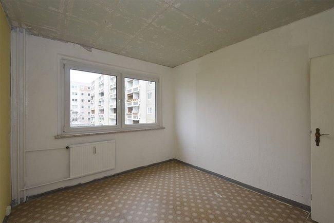 Schlafzimmer: 3-Raum-Wohnung Alte Heerstraße 206