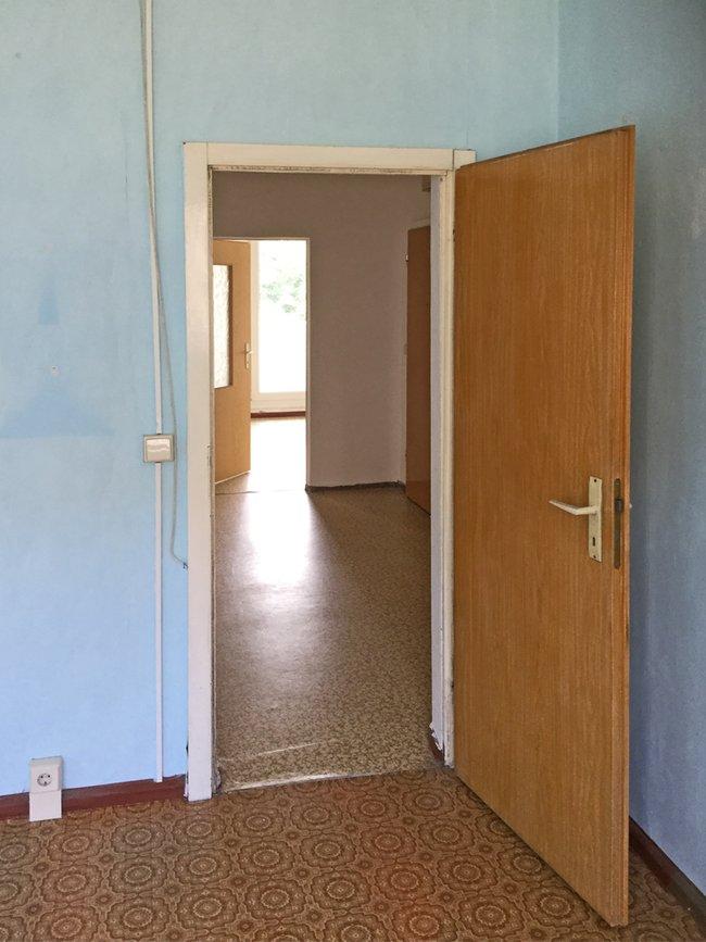 hereinspaziert: 2-Raum-Wohnung Hanoier Straße 50