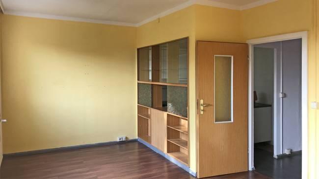 Wohnzimmer: 3-Raum-Wohnung Alte Heerstraße 207