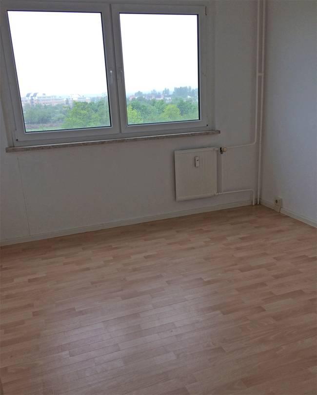 Schlafen: 3-Raum-Wohnung Erich-Kästner-Straße 10