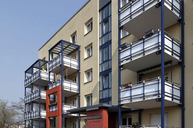 Haus Schöne Aussicht: 2-Raum-Wohnung Linzer Straße 25