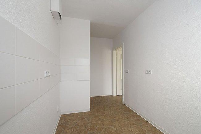 Küche: 2-Raum-Wohnung Kurt-Freund-Straße 15